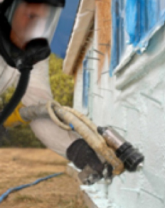 Spray Foam Insulation Installer VT